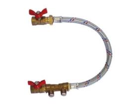 Druk verhogen / water bijvullen in een  cv-ketel