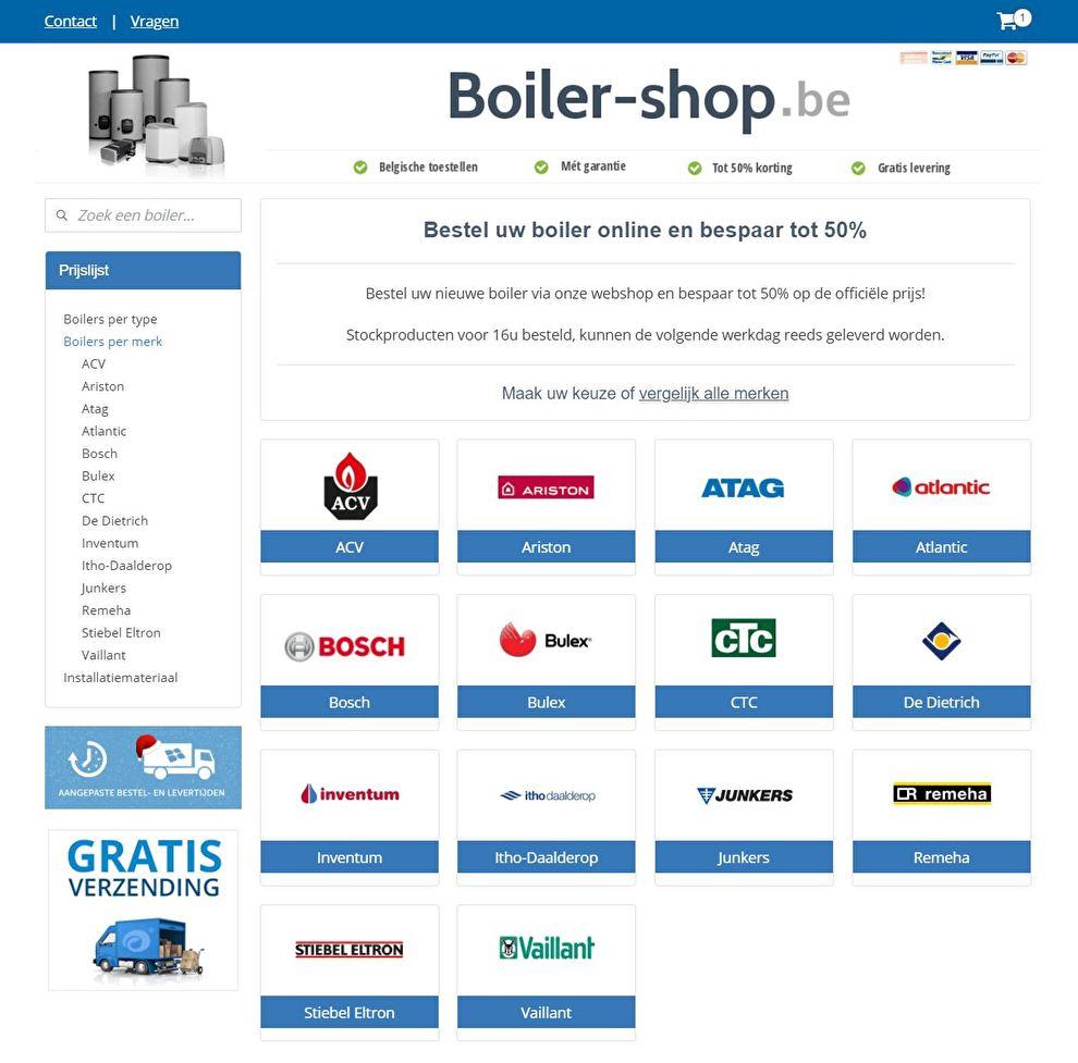 www.Boiler-shop.be