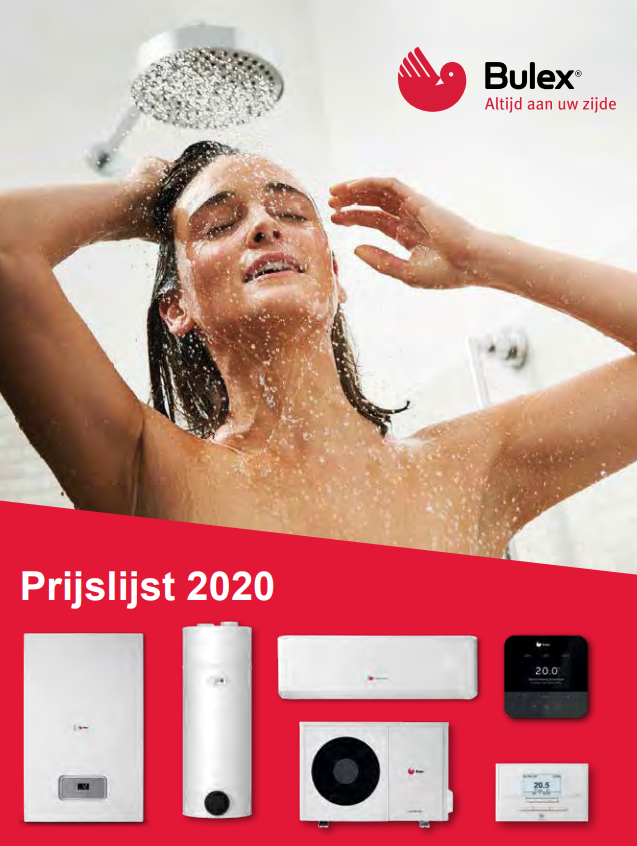 Download prijslijst Bulex 2018