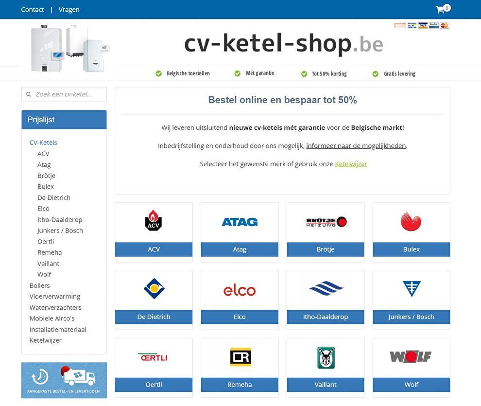 www.cv-ketel-shop.be