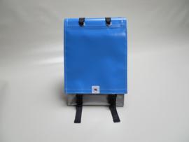 Korte dubbele fietstas (geschikt voor bobike)
