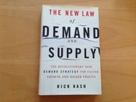 The New Law of Demand and Supply - R. Kash