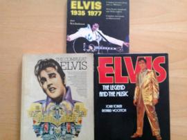 Set a 3 Elvis boeken