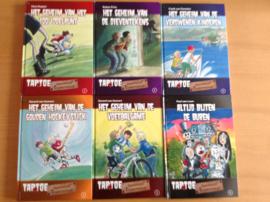 Pakket a 6x spannende kinderboeken