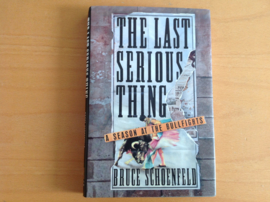 The last serious thing - B. Schoenfeld