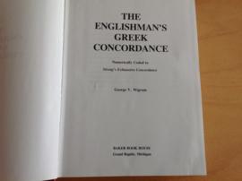 The Englishman's Greek concordance - G.V. Wigram
