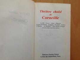 Theatre choisi de Corneille