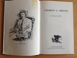 Charles A. Siringo - O. Sawey