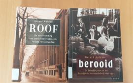 Pakket a 2x joodse boeken - G. Aalders