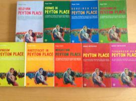 Pakket a 9x Peyton Place - R. Fuller / G. Metalious