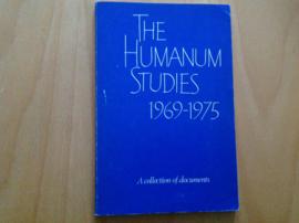 The Humanum Studies 1969-1975 - D. Jenkins