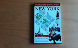 De mooiste wandelingen: New York  - J. Egginton
