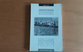 Groepspsychologie -H. Steensma / D. van Knippenberg / T. Borsboom /  M. van Son