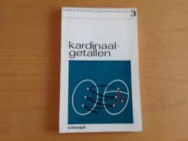 Kardinaalgetallen - E. Bouque