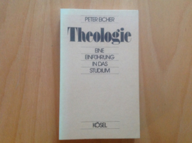Theologie. Eine Einführung in das Studium - P. Eicher
