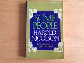 Some people - H. Nicolson