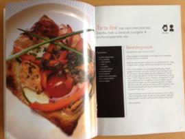 Set van 3 kookboekjes: Maaltijdsalades / 30  Minuten pasta gerechten / Single Cooking
