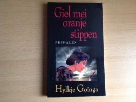 Giel mei oranje stippen - H. Goïnga