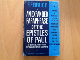 An expanded paraphrase of the Epistles of Paul - F.F. Bruce