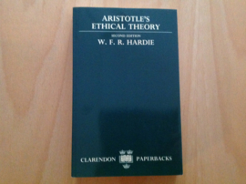 Aristotle's ethical theory - W.F.R. Hardie