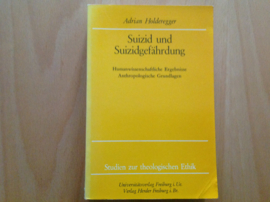 Suizid und Suizidgefährdung - A. Holderegger