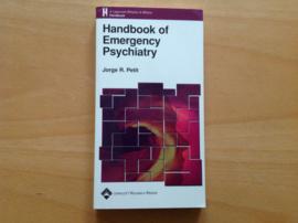 Handbook of Emergency Psychiatry - J.R. Petit