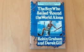 The boy who sailed 'round the world alone - B. Graham / D. Gill