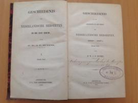 I. Geschiedenis der Nederlandsche Beroerten in de XVIe eeuw - W.J.F. Nuyens