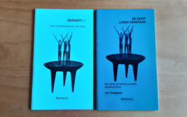 Set van 2 boekjes over de doop