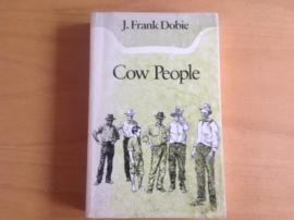 Cow People - J.F. Dobie