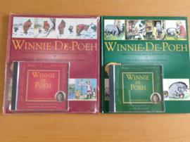 Pakket a 2x Winnie de Poeh, inclusief 2 CD's - A.A. Milne