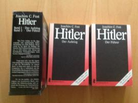 Box a 2x Hitler. Der Aufstieg / Der Führer - J.C. Fest