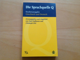 Die Spruchquelle Q - P. Hoffman / C, Heil