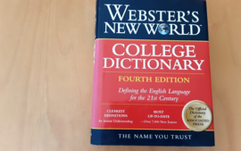 Webster's New World College Dictionary - M. Agnes
