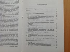 Documentatie van wetenschappelijke literatuur - Th.P. Loosjes