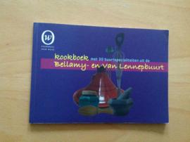 Kookboek met 30 buurtspecialiteiten uit de Bellamy- en Van Lennepbuurt