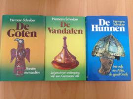 Pakket a 3x Hermann Schreiber