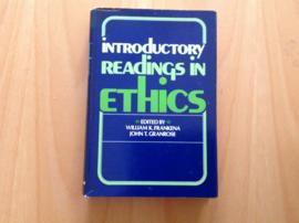 Introducing Readings in Ethics - W.K. Frankena / J.T. Granrose
