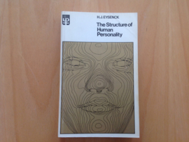 The Structure of Human Personality - H.J. Eysenck
