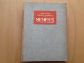 Memphis a l'ombre des pyramides - J. Capart / M. Werbrouck
