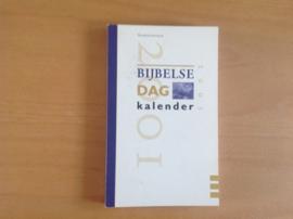 Bijbelse dagkalender 2001
