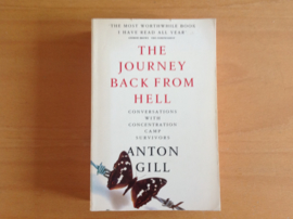 The journey back from hell - A. Gill
