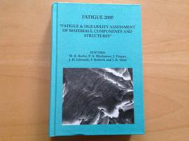 Fatigue 2000 - M.R. Bache / P.A. Blackmore / J. Draper / J.H. Edwards / P. Roberts / J.R. Yates