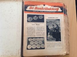 Ingebonden weekbladen De Banketbakkerij 1949, vakblad voor banketbakkers