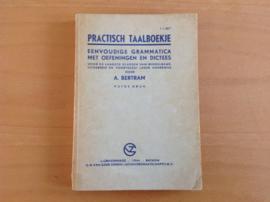 Practisch taalboekje - A. Betram