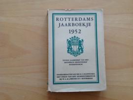 Rotterdams jaarboekje 1952