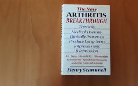 The New Arthritis breaktrough - H. Scammell