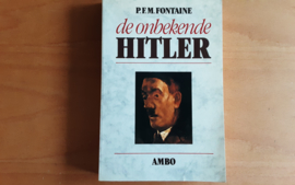 De onbekende Hitler - P.F.M. Fontaine