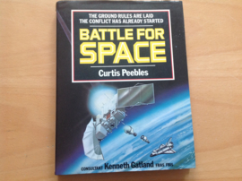 Battle for space - C. Peebles
