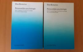 Set a 2x Praktische psychologie, deel 1 en 2 - H. Bonarius